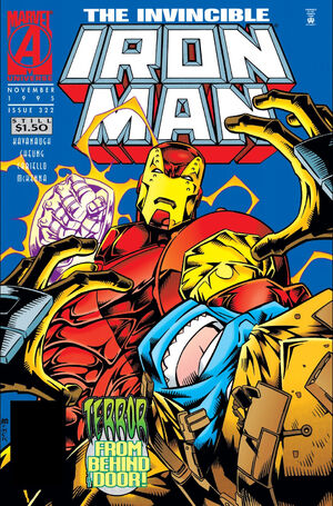 Iron Man Vol 1 322