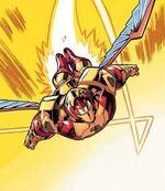 James Swensen (Warp World) (Earth-616) from Secret Warps Ghost Panther Annual Vol 1 1 001