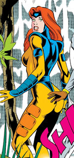 Jean Grey (Earth-TRN566) Adventures of the X-Men Vol 1 11 001
