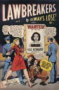 Lawbreakers Always Lose Vol 1 1