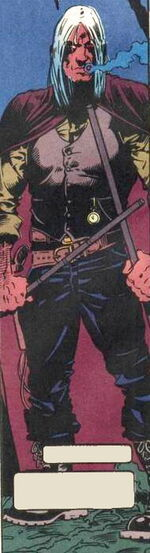 Lazarus (Midnight Slasher) (Earth-616) from Marvel Comics Presents Vol 1 157 0001