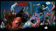 Marian Carlyle and Katherine Pryde (Earth-1610) from Ultimate X-Men Vol 1 50 0001