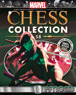 Marvel Chess Collection Vol 1 58