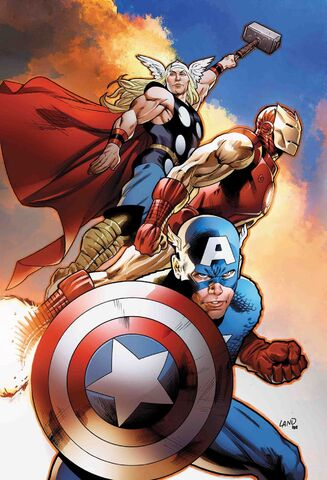 File:Marvel Legacy Vol 1 1 Land Variant Textless.jpg