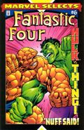 Marvel Selects Fantastic Four Vol 1 6