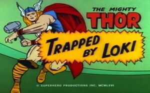 Marvel Superheroes The Mighty Thor Season 1 1 Screenshot