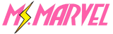 Ms Marvel (2013) logo