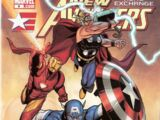 New Avengers Marvel Salutes the U.S. Military Vol 1 9