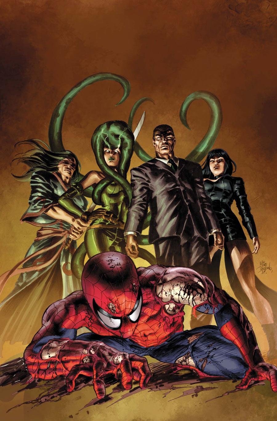 New Avengers Vol 2 19 Textless
