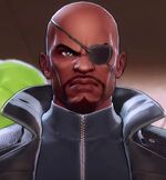 Nicholas Fury (Earth-TRN765) from Marvel Ultimate Alliance 3 The Black Order