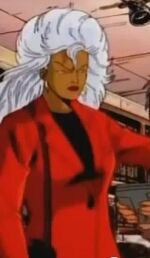 Ororo Munroe (Earth-121193) from X-Men The Animated Series Season 2 7 0002