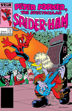 Peter Porker, The Spectacular Spider-Ham Vol 1 14