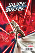 Silver Surfer Vol 8 3 Epting Variant