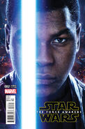 Star Wars The Force Awakens Adaptation Vol 1 2 Movie Poster Variant