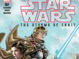 Star Wars: The Last Jedi - The Storms of Crait Vol 1 1