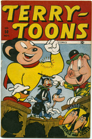 Terry-Toons Comics Vol 1 50