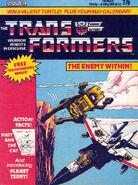 Transformers (UK) Vol 1 16