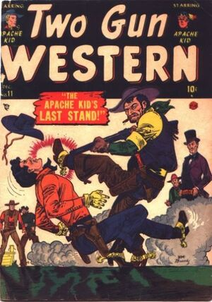 Two Gun Western Vol 1 11
