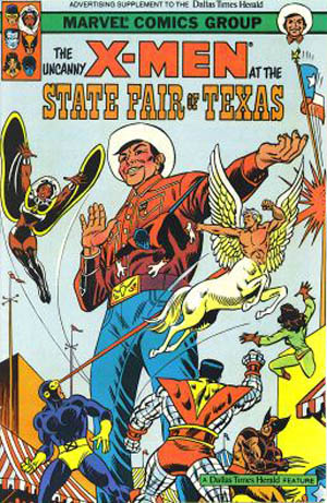 Uncanny X-Men at the State Fair of Texas Vol 1 1