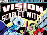 Vision and the Scarlet Witch Vol 1