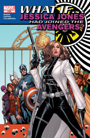 What If Jessica Jones Had Joined the Avengers? Vol 1 1