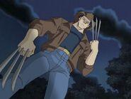 Wolverine (Logan) (Earth-11052) from X-Men Evolution Season 1 1 0001