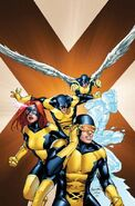 X-Men First Class Vol 2 15 Textless