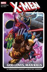 X-Men: God Loves, Man Kills Extended Cut Vol 1 1
