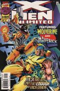 X-Men Unlimited Vol 1 15