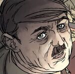 Adolf Hitler (Earth-98570) from Fantastic Four Vol 1 605.1 page --