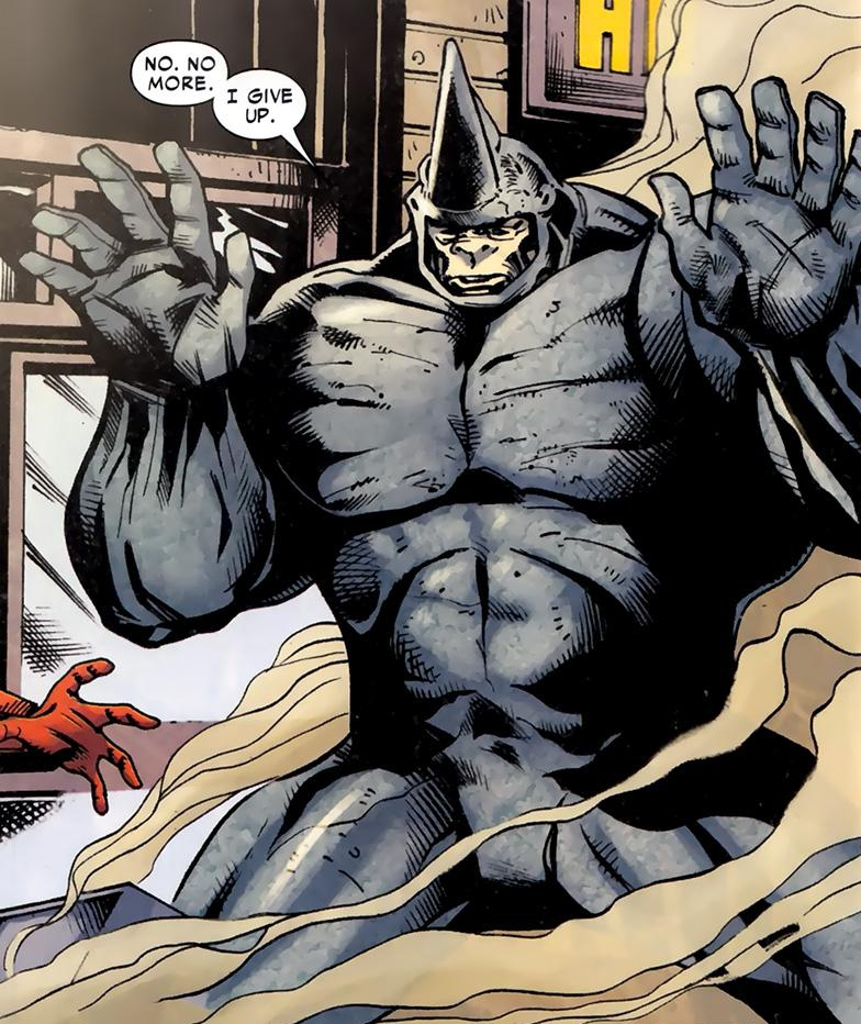 Aleksei Sytsevich (Earth-TRN376) | Marvel Database ...  |Aleksei Sytsevich Marvel