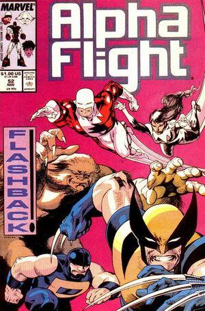 Alpha Flight Vol 1 52