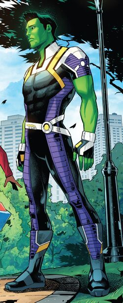 Amadeus Cho (Earth-616) from Champions Vol 2 22 001