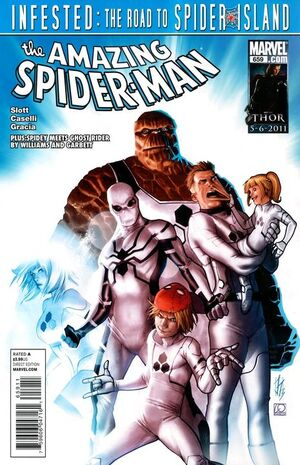 Amazing Spider-Man Vol 1 659