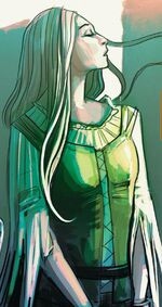 Anna Maria (Earth-311) from 1602 Witch Hunter Angela Vol 1 3 002