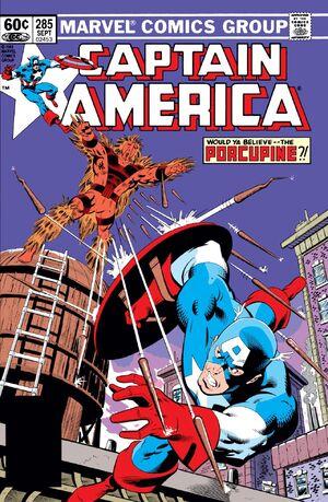 Captain America Vol 1 285