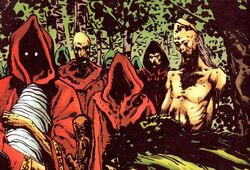 Cult of Entropy (Earth-616) from Man-Thing Vol 3 5 0001