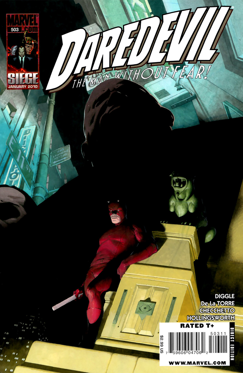 Daredevil Vol 1 503