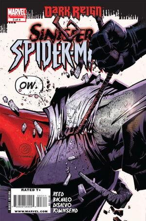 Dark Reign Sinister Spider-Man Vol 1 3