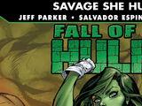 Fall of the Hulks: The Savage She-Hulks Vol 1 2