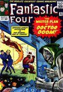 Fantastic Four Vol 1 23 Vintage