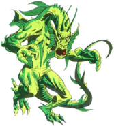 Fin Fang Foom (Earth-616) from Official Handbook of the Marvel Universe Vol 3 3 0001