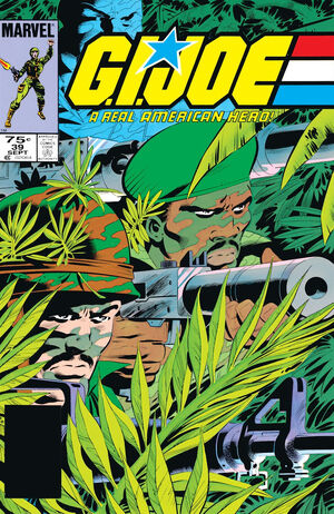 G.I. Joe A Real American Hero Vol 1 39