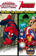 Halloween ComicFest Vol 2012 Avengers and Ultimate Spider-Man