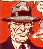 Hans Knutte (Earth-616) from Captain America Comics Vol 1 17 002
