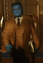 Henry McCoy (Earth-TRN414) from X-Men Days of Future Past 002