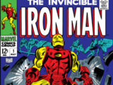 Iron Man Vol 1 1