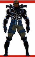 J.R. Walker (Earth-616) from Official Handbook of the Marvel Universe Master Edition Vol 1 35 0001