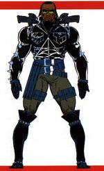 J.R. Walker (Earth-616) from Official Handbook of the Marvel Universe Master Edition Vol 1 35 0001