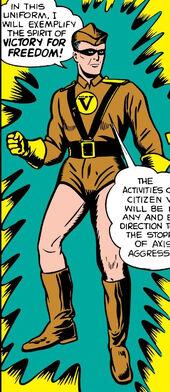 John Watkins (Earth-616) from Daring Mystery Comics Vol 1 8 0001